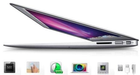MacBook Air, portabilidad sin compromisos