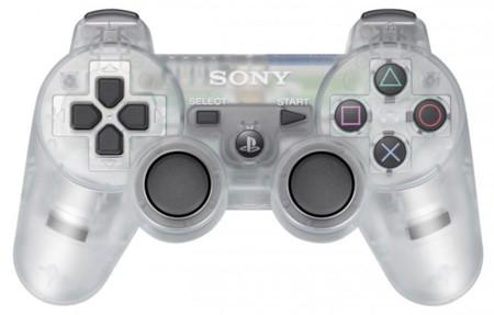 El mando de PS3 también puede ser transparente