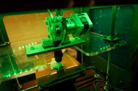Impresoras 3D, webOS con LG y el dinero de las operadoras móviles