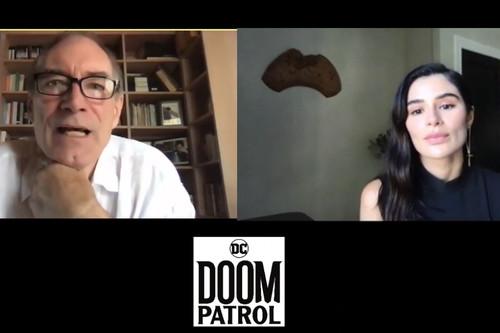 """""""'Doom Patrol' es como jugar en el patio de recreo de la imaginación"""". Timothy Dalton"""