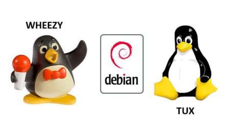 Debian 7.0 ya tiene nombre