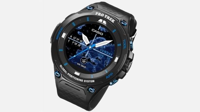 Casio Pro Tech Wsd F20s