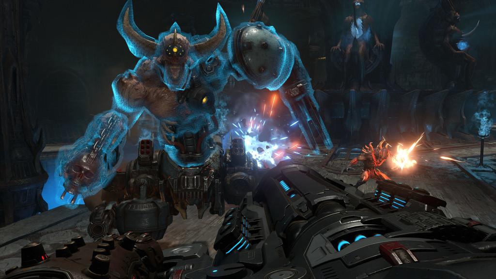 No será necesario disponer de una copia de DOOM Eternal para jugar a The Ancient Gods, su primer DLC