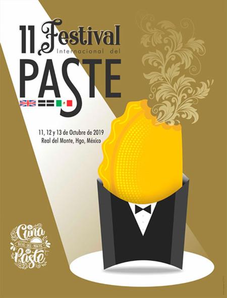 Festival Internacional Del Paste Real Del Monte 2019
