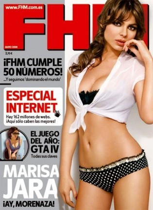 Marisa Jara, ¿Realidad o Photoshop?