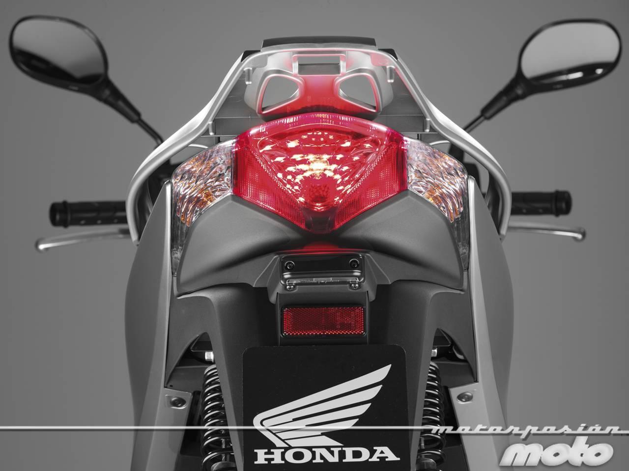 Foto de Honda Scoopy SH125i 2013, prueba (valoración, galería y ficha técnica)  - Fotos Detalles (79/81)