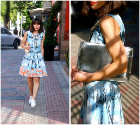 Color Moda Blogger