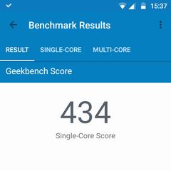 Foto 1 de 8 de la galería moto-e3-benchmarks en Xataka Android