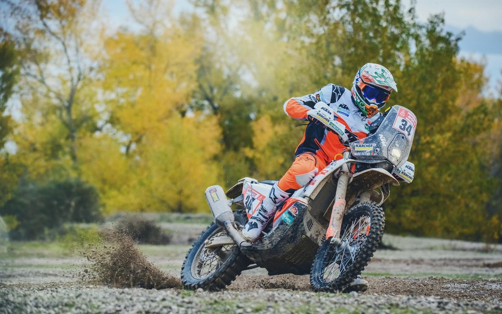 Foto de KTM 450 Rally Dakar 2019 (22/116)