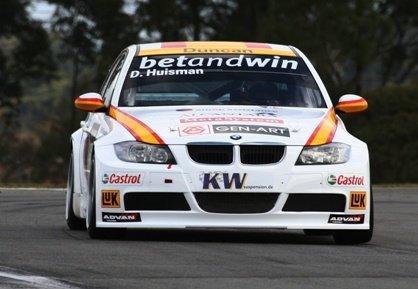 BMW Italia España en el WTCC
