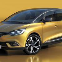 Así es el nuevo Renault Scénic