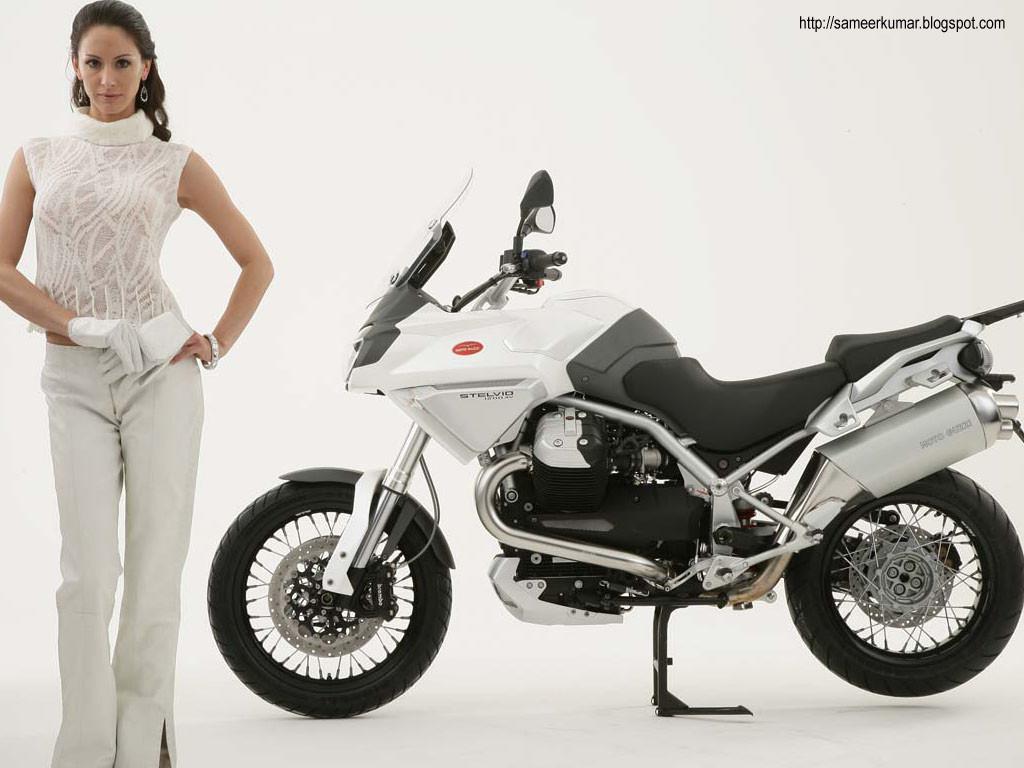 Foto de Moto Guzzi Stelvio, nuevas imágenes y detalles (3/7)