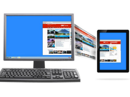 ScreenSlider, tu tablet como segundo monitor de tu PC
