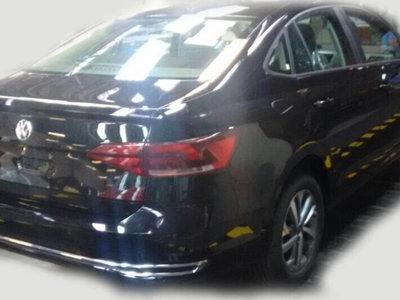 ¡Filtrado! El Volkswagen Virtus, sucesor del Vento, ya va por ahí sin camuflaje