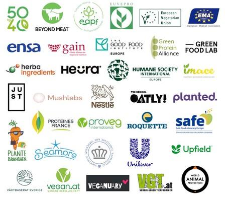 Empresas Logo Vegano