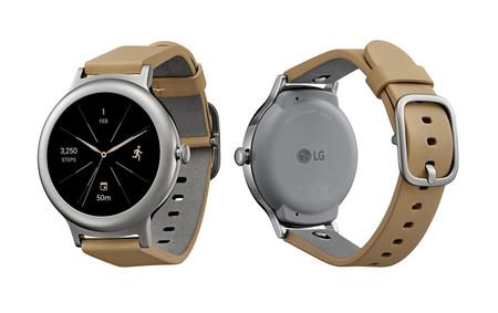 LG Watch Style finalmente se filtra en imágenes oficiales