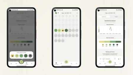 DailyBean: una genial app para llevar un diario de nuestras actividades y estado de ánimo