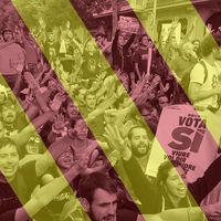 El plan de la CUP para una Cataluña independiente: del control de capitales a la salida de la UE
