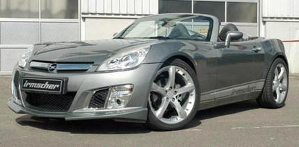 Opel GT por Irmscher