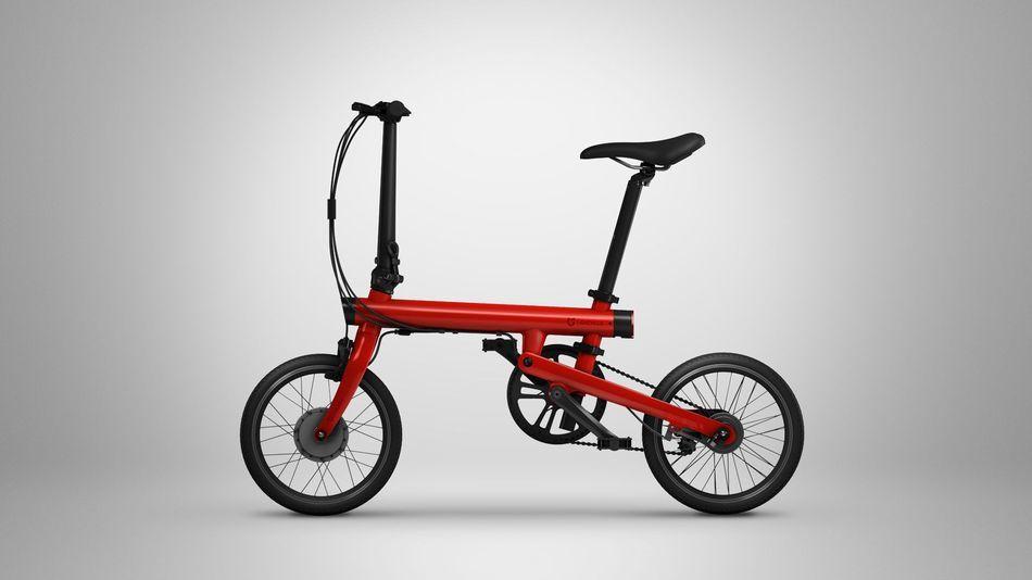 Foto de Qicycle Electric Folding Bike (14/16)
