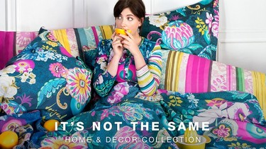 La semana decorativa: negro, rojo, azul, mint, melocotón... ¡Elige tu color!