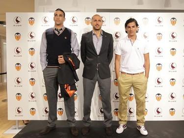 El Ganso, nuevo encargado de vestir a los jugadores del Valencia CF