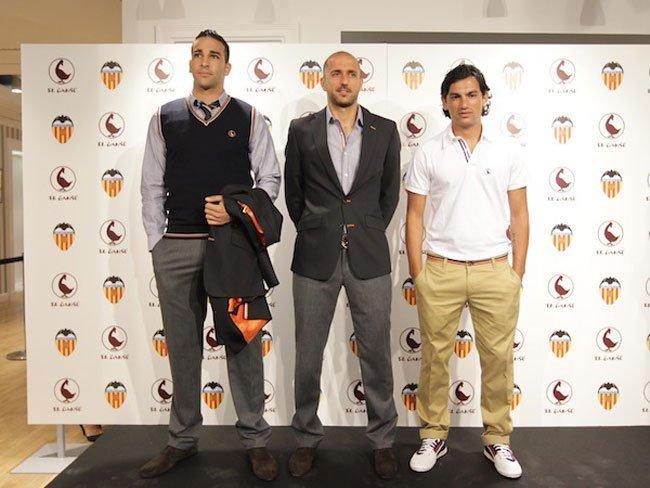 El Ganso viste al Valencia C.F.