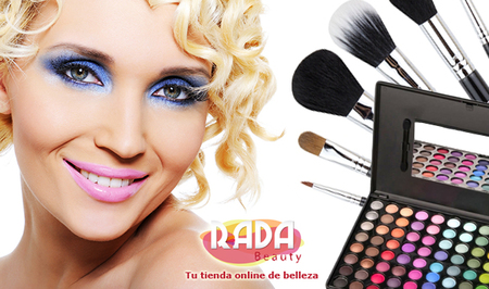 Rada Beauty, cosmética online con descuentos y promociones