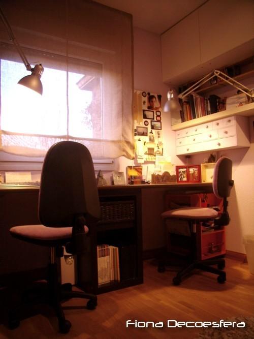 Foto de Hazlo tú mismo: un escritorio con una encimera de cocina (12/14)