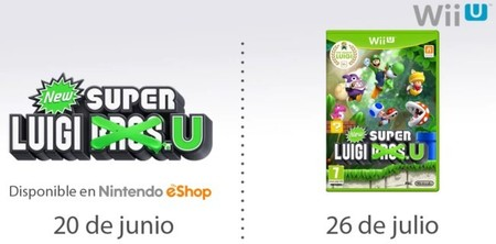 'New Super Luigi U' también saldrá en formato físico