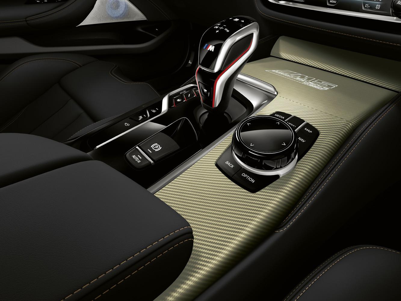 Foto de BMW M5 Edición 35 Aniversario (6/14)
