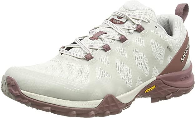 Merrell Siren 3 GTX, Zapatillas para Caminar Mujer