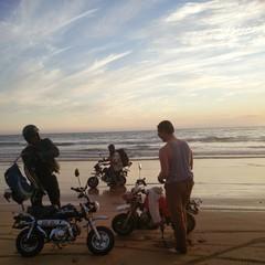 Foto 15 de 20 de la galería monkeyrun en Motorpasion Moto
