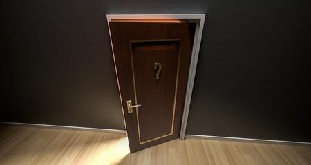 ¿Está realmente tu puerta siempre abierta?
