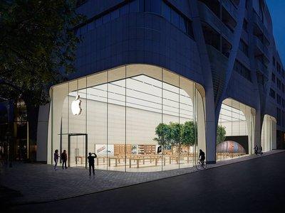 Apple planea abrir una nueva Apple Store en Milán, y contará con un anfiteatro