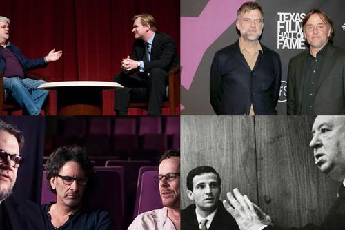 19 conversaciones fascinantes entre cineastas: Hitchcock, Nolan, Scorsese, Spielberg y más