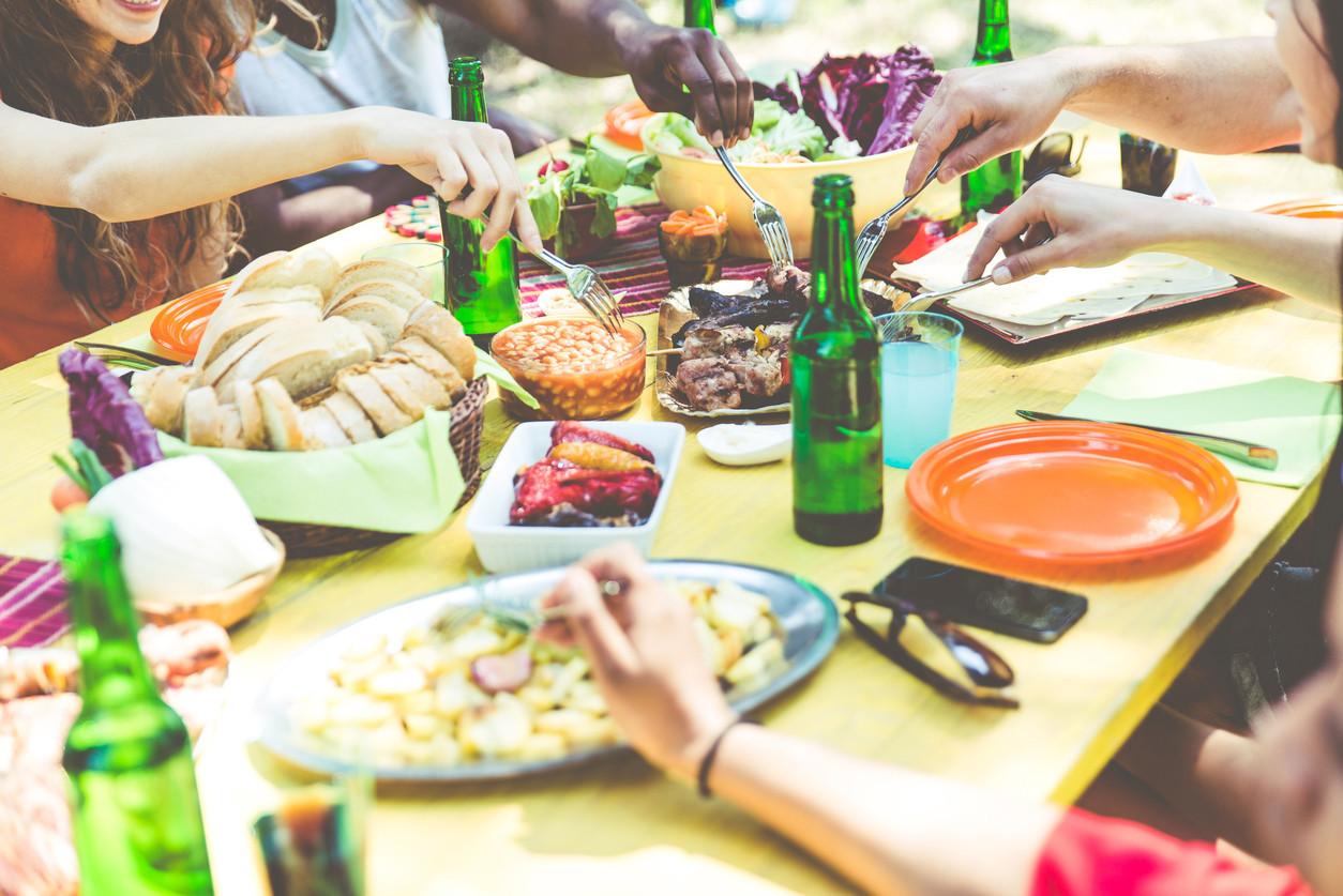 comidas que contienen bacterias