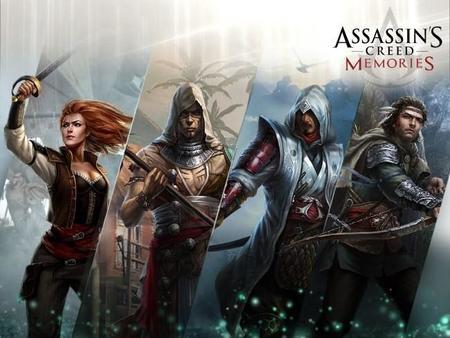 Todos quieren su juego de cartas: Ubisoft anuncia Assassin's Creed Memories