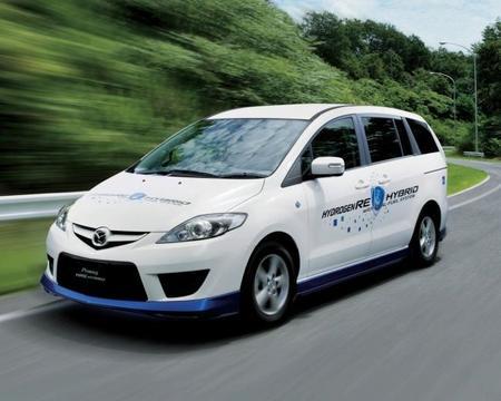 Mazda va a utilizar su motor rotativo a hidrógeno como extensor de autonomía en vehículos eléctricos