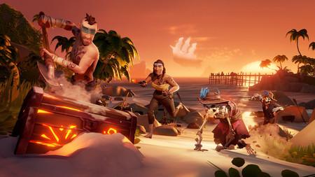 Sea of Thieves recibirá nuevo contenido (y gatetes) el próximo 22 de abril con la actualización Ships of Fortune