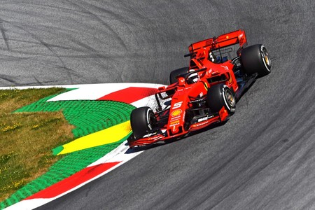 Vettel Austria F1 2019 2