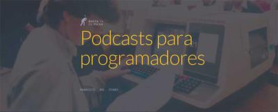 Basta Ya de Picar, podcast para programadores