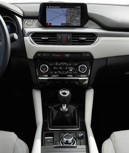 Mazda6 2017 Interior