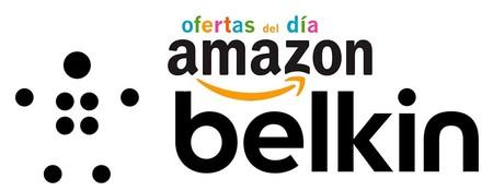 Hubs, bases de carga, cables Thunderbolt, Lightning o Micro USB... hoy tenemos descuentos en multitud de productos Belkin en Amazon