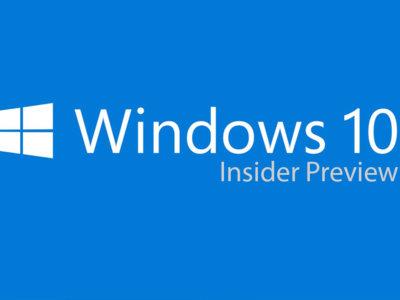Microsoft confirma que el programa Insider continuará con Redstone 2