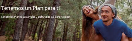 Movistar cuenta con los planes de renta Vas A Volar