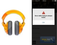 Google Play Music se levanta con el pie izquierdo en iOS: errores al reproducir canciones offline y en streaming