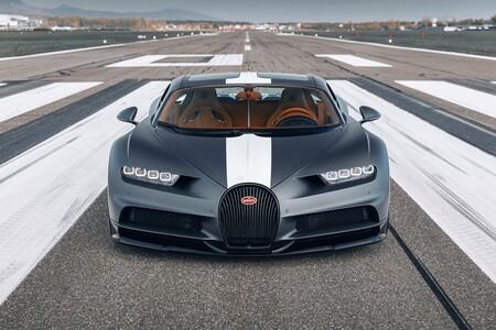 """Bugatti Chiron Sport """"Les Légendes du Ciel"""": un tributo de 20 unidades, 1.500 CV y 2,88 millones de euros"""