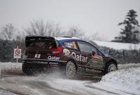 Rallye Monte-Carlo 2013: Sébastien Loeb controla, Dani Sordo se coloca tercero