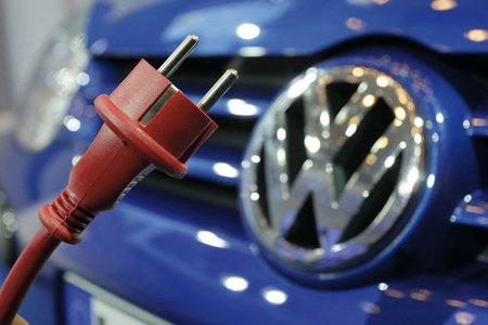 Volkswagen podría presentar un prototipo eléctrico en Frankfurt
